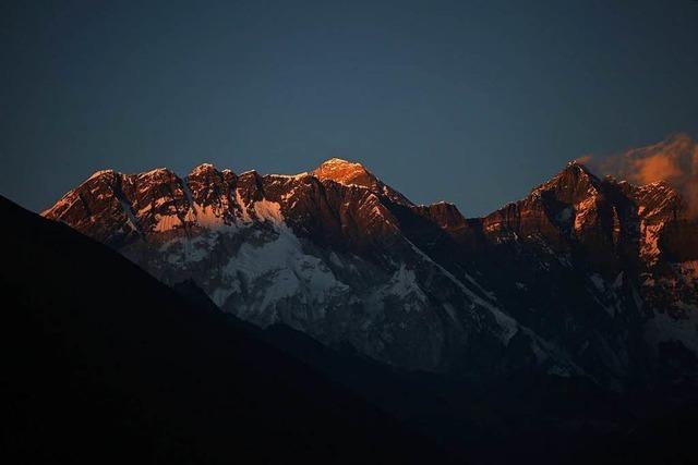 Leichen von vier Bergsteigern in Zelt am Mount Everest entdeckt