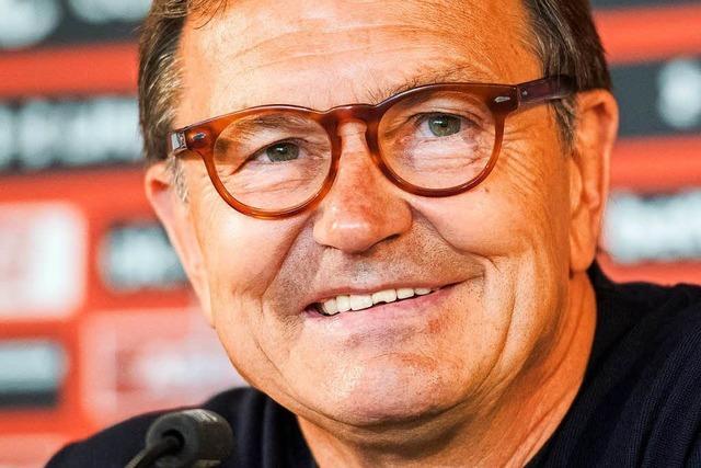 Lienen hört als Trainer beim FC St. Pauli auf