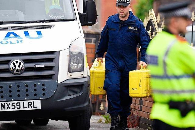 Manchester-Attentäter war wahrscheinlich in Syrien