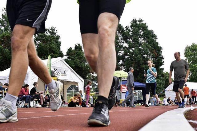 Die Anmeldephase für den 24-Stunden-Lauf für Kinderrechte läuft