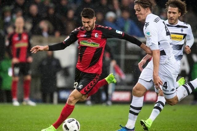 SC Freiburg darf jetzt europäisch ran – aber ohne Vincenzo Grifo