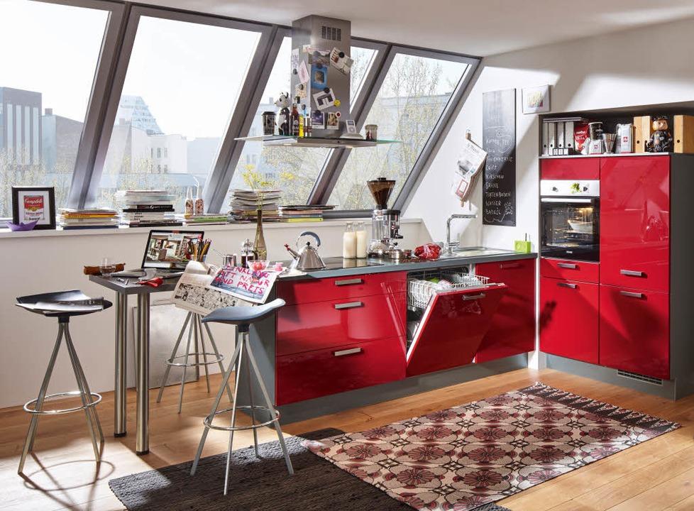 Fabulous Clevere Ideen für kleine Essplätze - Haus & Garten - Badische Zeitung RU22