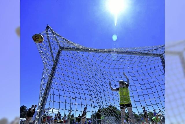 Beach-Handball liegt im Trend