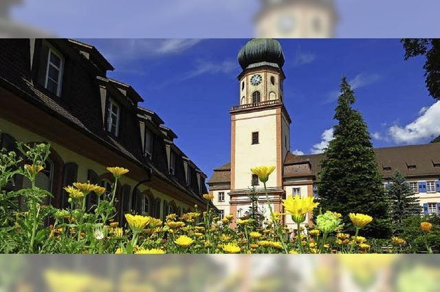 Führungen im Kloster St.Trudpert in Münstertal
