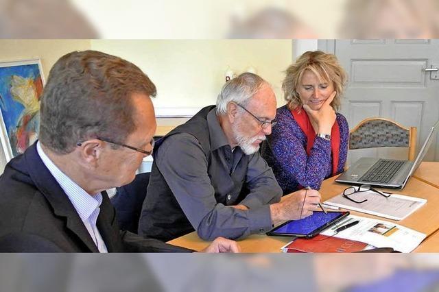 Neuer Service für surfende Senioren