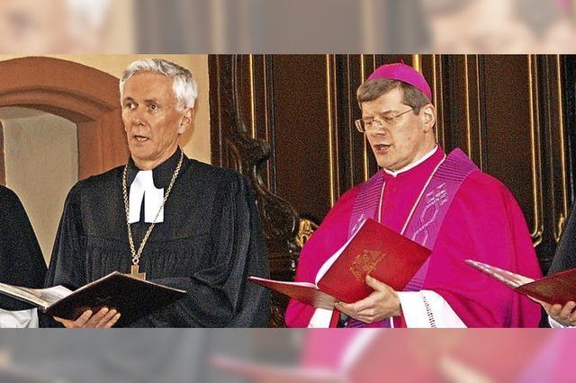 Begegnung der Bischöfe