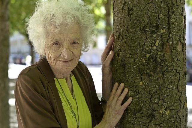 Auch mit knapp 90 Jahren erhebt die italienische Dokumentarfilmerin Cecilia Mangini ihre Stimme