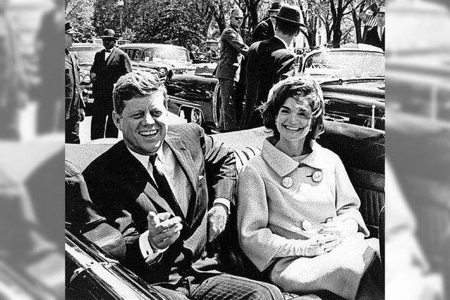 US-Präsident John F. Kennedy: Der Mythos lebt