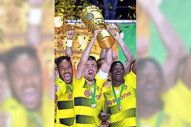 Pokalsieg des BVB: Dortmunder Allerlei