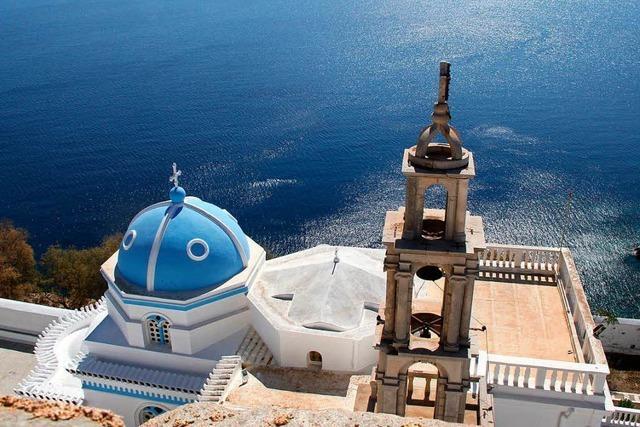 30 Millionen Urlauber strömen nach Griechenland
