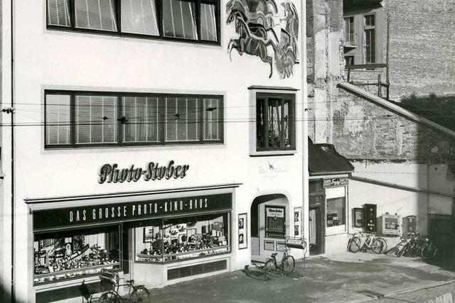 So hat sich das Photo-Stober-Haus in der Bertoldstraße verändert