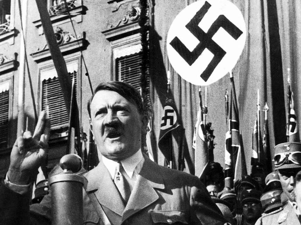 Gab es Widerstand gegen Hitler in den Landesministerien?  | Foto: dpa