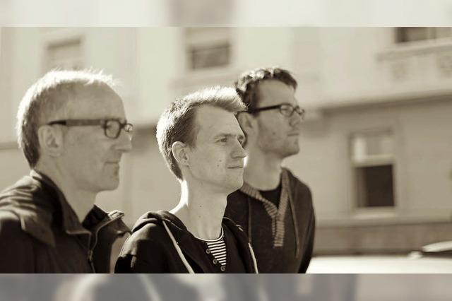 Christoph Georgii Trio und Sängerin Tine Wiechmann bei