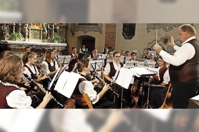 Kirchenkonzert versetzt in Traumwelten