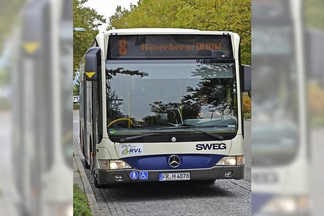 Lörrach: Buslinie 8 könnte verbessert werden