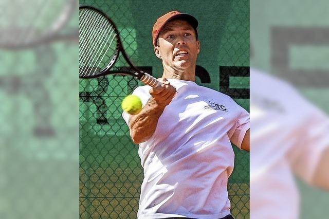 Sonnige Aussichten für Tennis-Bezirksligisten