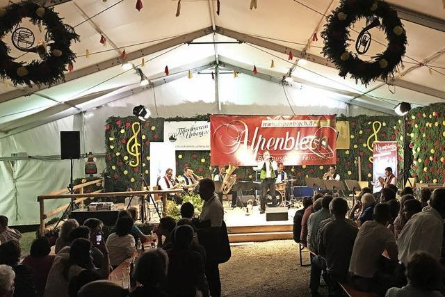 Urberger feiern rundum gelungenes Fest