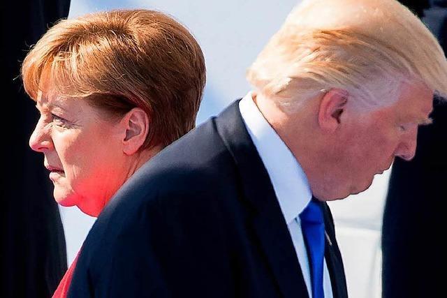 Nie hat ein US-Präsident die Europäer so lustvoll gedemütigt