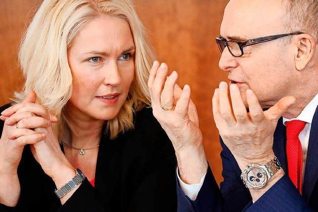 Sellering tritt zurück – Schwesig soll Ministerpräsidentin werden