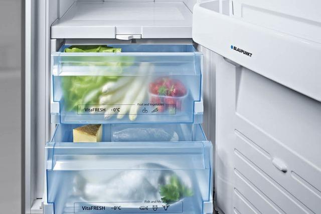 Eiskalt eingeräumt – Weniger Lebensmittel wegwerfen