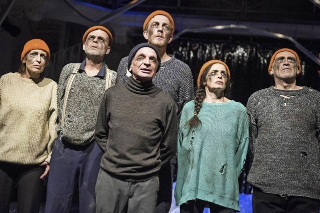Das Theater im Marienbad spielt