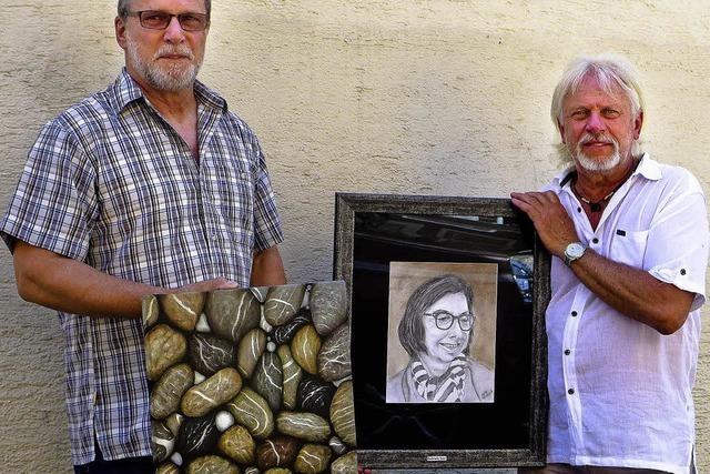 Porträts und Ölgemälde