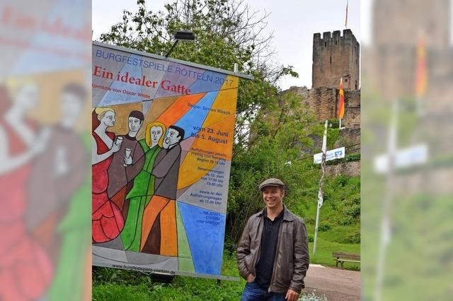 Debüt bei den Lörracher Burgfestspielen