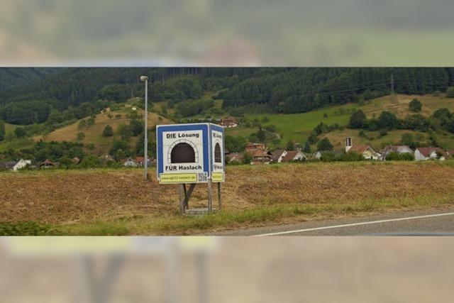 Stadt Haslach wird zum Saar-Land