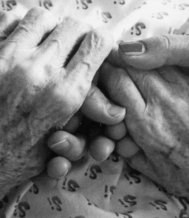 """Vertrauen ist die Währung, in d...e Antje Schirmaier, 50, Friseurin, um.    Foto: Antje Schirmaier"