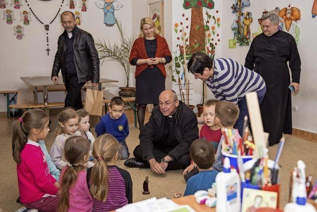 Erzbistum will engere Kontakte nach Lviv