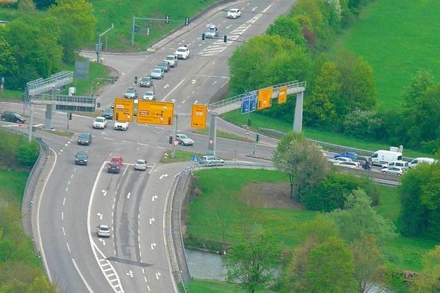 Lörrach: Am Hasenloch soll eine neue Brücke entstehen