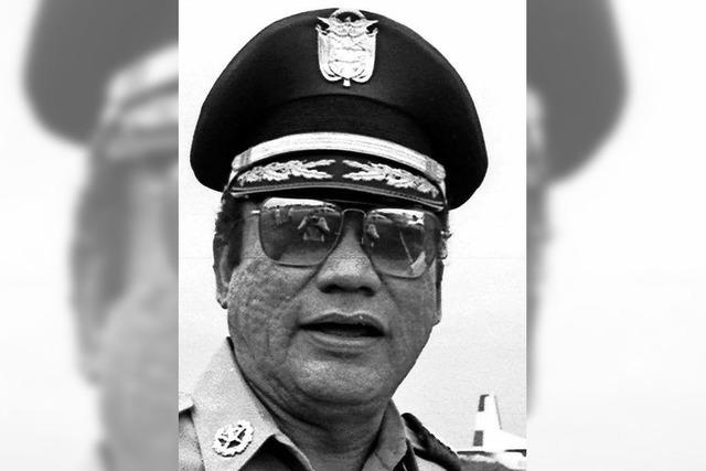 Der frühere Diktator Manuel Noriega ist mit 83 Jahren gestorben