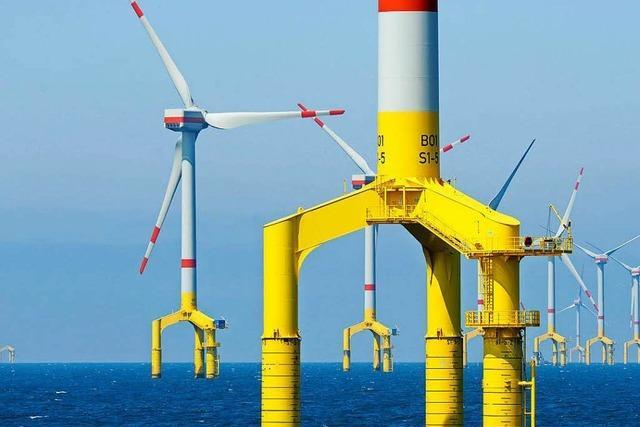 Werden die geplanten Windparks tatsächlich gebaut?