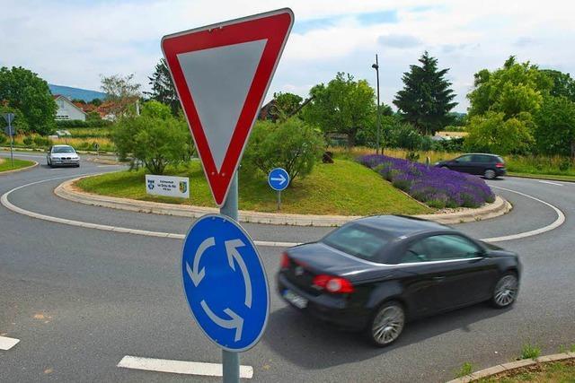 Keine Kreisverkehre für die Umgehung