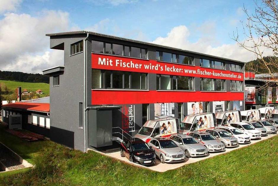 Das Fischer Küchenatelier in Gutach (Foto: Fischer Küchenateliers)