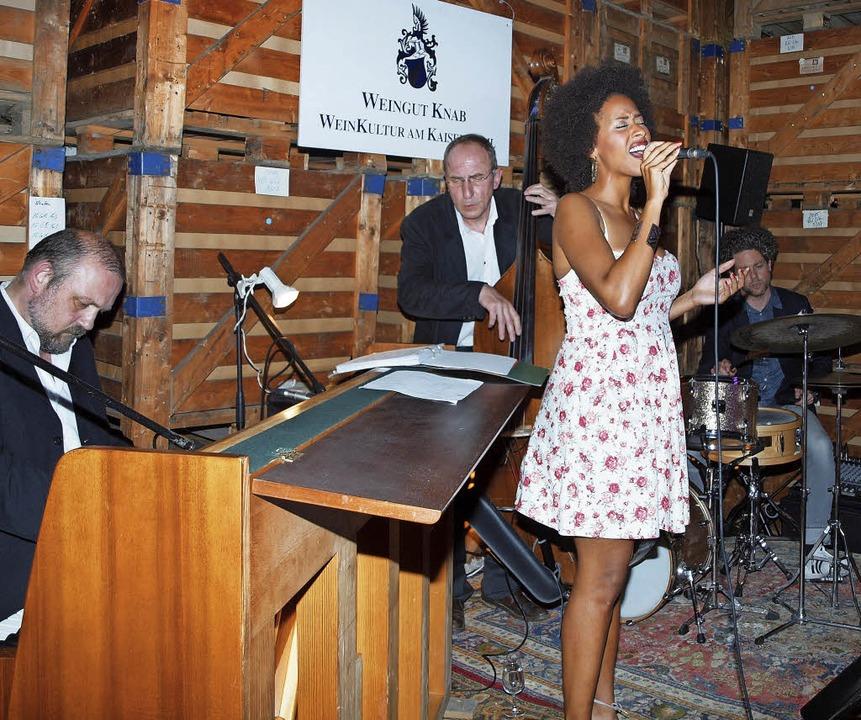 Jazz und Pop  im Weingut Knab  | Foto: Haberer