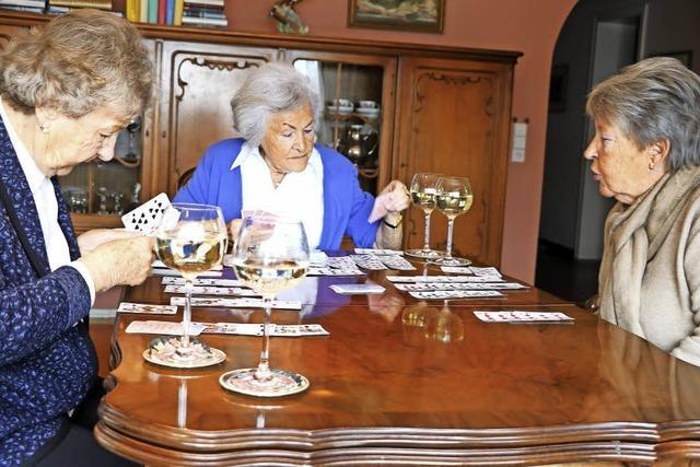 Kartenspielen ist wie Gehirnjogging mit hohem Spaßfaktor