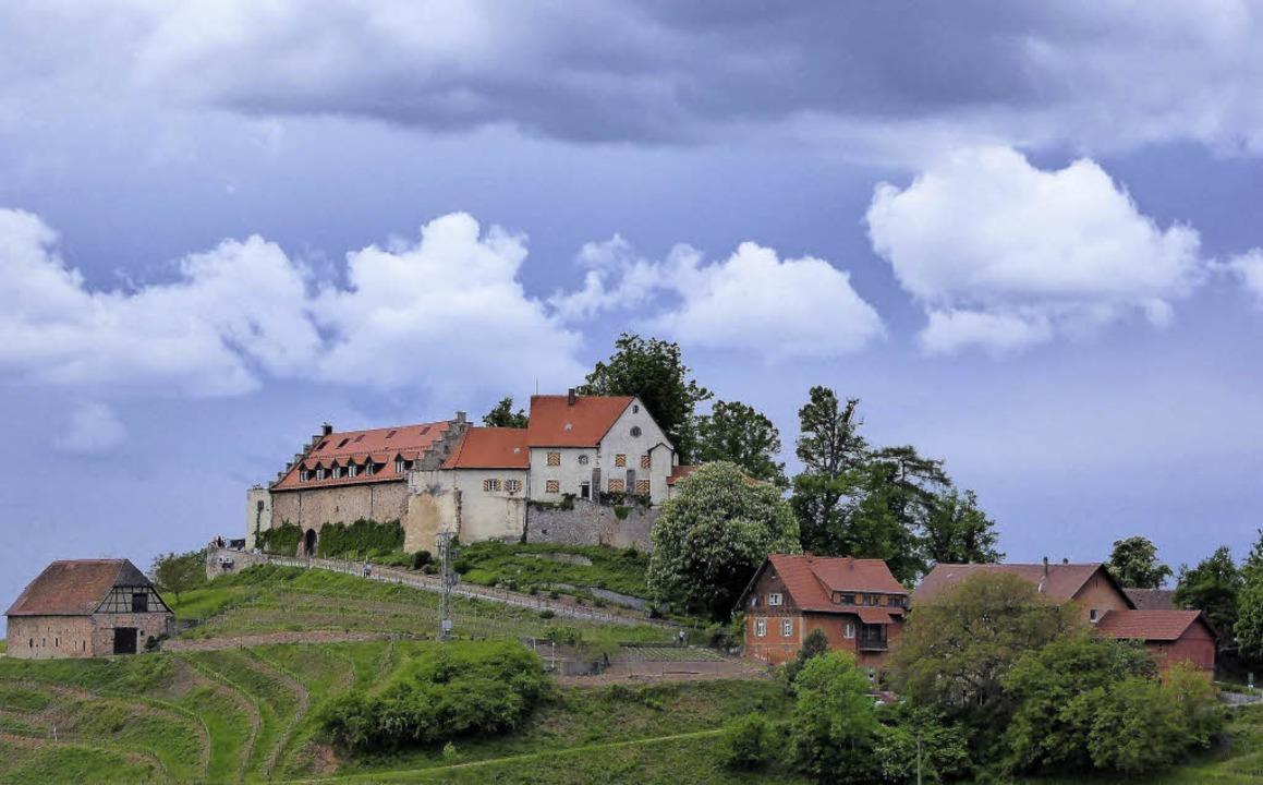 Entzückend: Im Schloss Staufenberg wurde eingekehrt.   | Foto: Zillgith