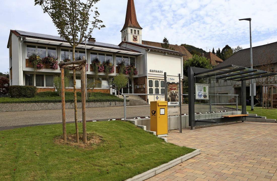 Das Kuhbacher Dorfzentrum soll entwickelt werden.   | Foto: Ch. Breithaupt