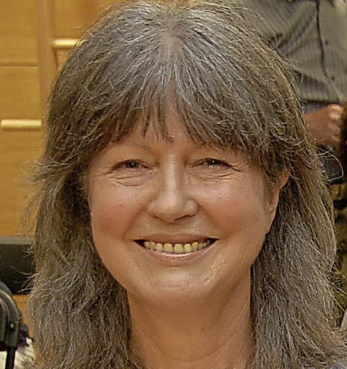 Brigitte Thoma-Streif ist 68 Jahre alt geworden.     Foto: wob