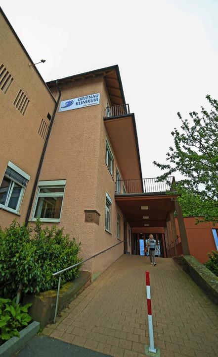 Gefahr gebannt: Vorerst bleibt Ettenheim Standort des  Ortenau-Klinikums.  | Foto: SAndra DEcoux-KOne