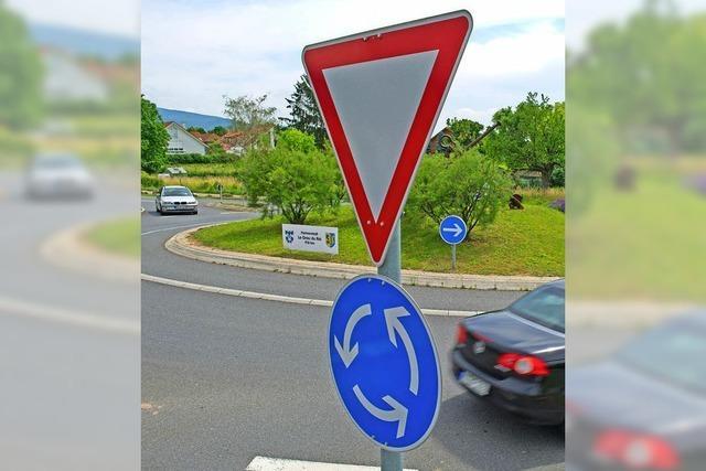 Keine Kreisverkehre für Umgehung