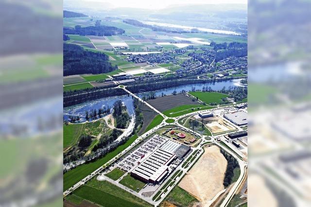 Zu viel Verkehr am Rhein