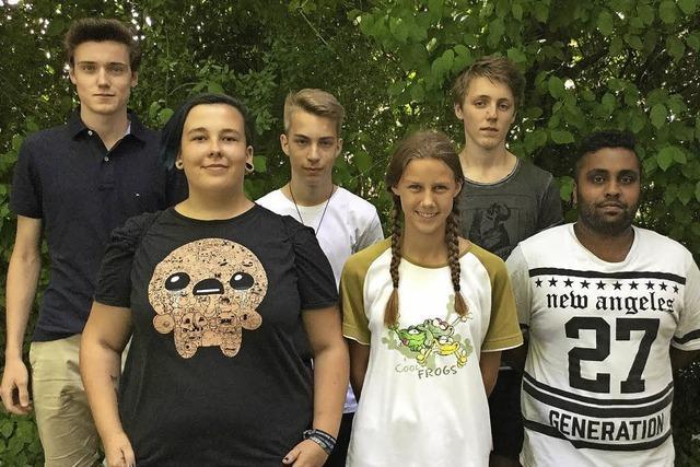 Neuer Jugendgemeinderat ist gewählt
