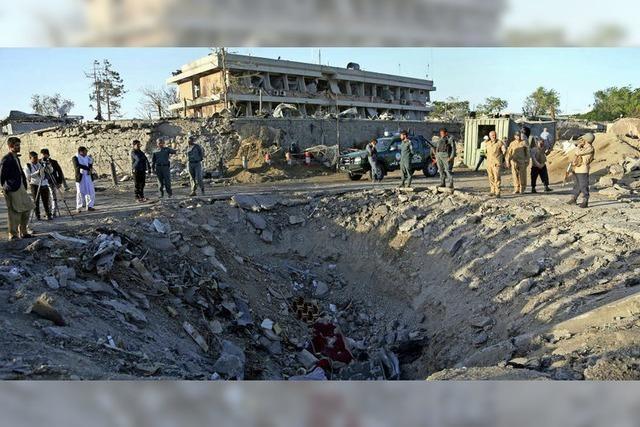 Anschlag wirft Fragen nach Sicherheit in Afghanistan auf