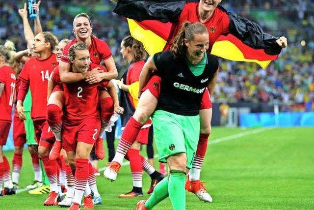 Talentschmiede: Der SC Freiburg bildet seit 15 Jahren Fußballerinnen aus