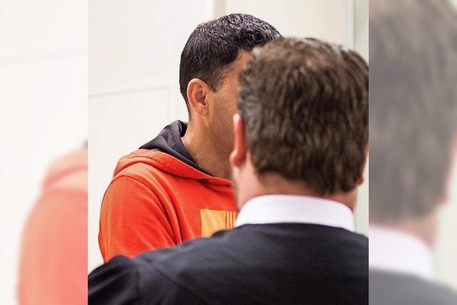 14 Jahre Haft für Mann, der seine Frau an einem Seil hinterm Auto hergeschleift hat