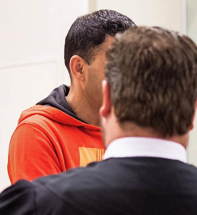 Der Angeklagte bekam 14 Jahre Haft.   | Foto: dpa