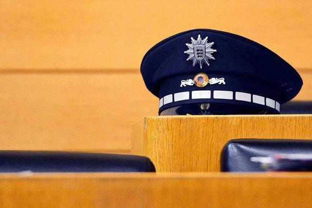 Neue Polizeireform im Südwesten braucht noch Zeit