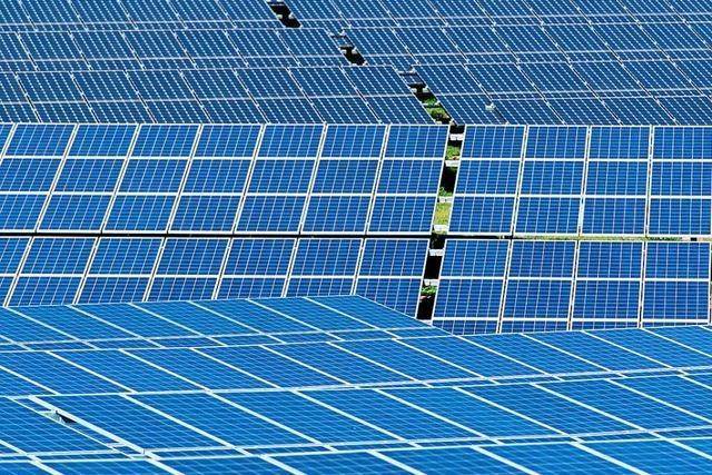 Die Solarindustrie boomt in Deutschland wieder